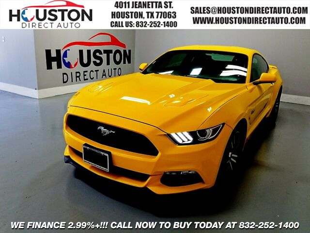 2015 Ford Mustang GT Houston TX