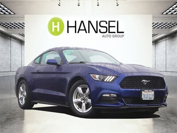2015_Ford_Mustang_V6_ Santa Rosa CA