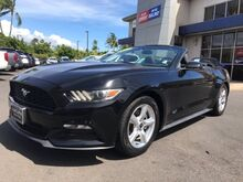 2015_Ford_Mustang_V6_ Kahului HI