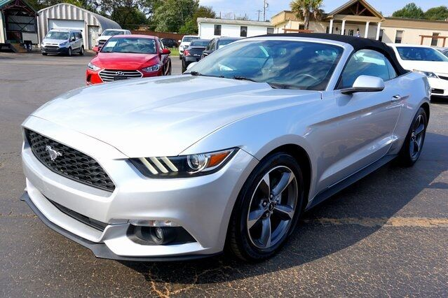 2015 Ford Mustang V6 Moore SC
