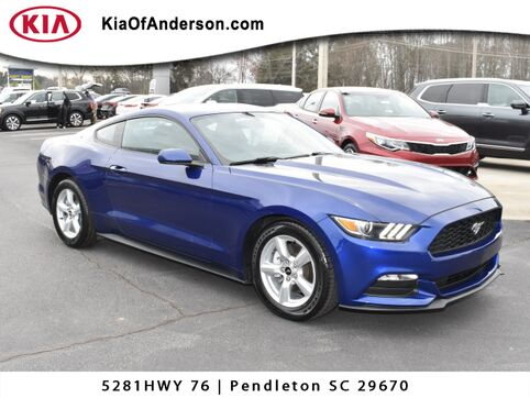 2015_Ford_Mustang_V6_ Greenville SC
