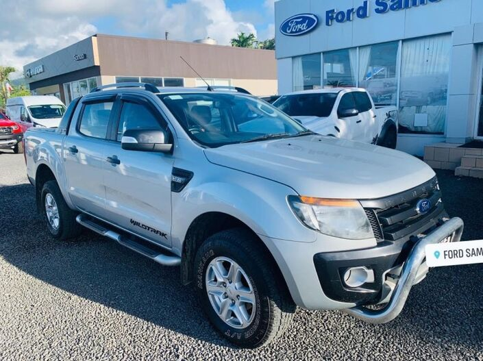 2015 Ford RANGER WILDTRAK 3.2L TURBO DIESEL 4WD 6-SPEED AUTOMATIC TRANSMISSION DC Vaitele