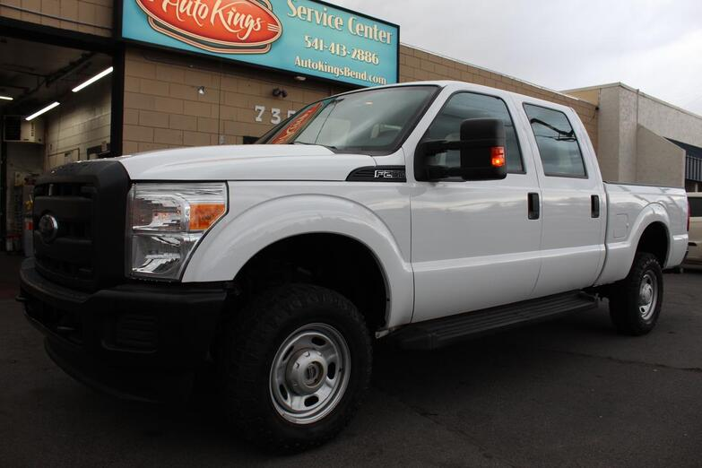 2015 Ford Super Duty F-250 4WD Crew Cab 156 XL Bend OR