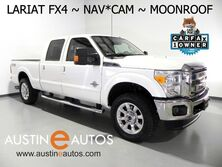 Ford Super Duty F-250 4WD Lariat *NAVIGATION, BACKUP-CAMERA, MOONROOF, LEATHER, CLIMATE SEATS, FX4, OFF ROAD PACKAGE, SONY AUDIO, BLUETOOTH 2015