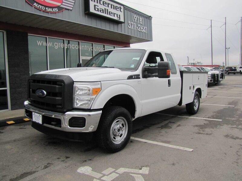 2015 Ford Super Duty F-250 4x4 Utility