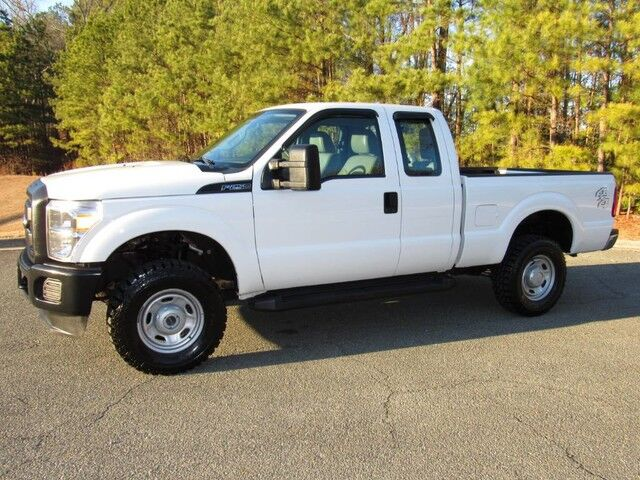 2015 Ford Super Duty F-250 Extended Cab 4x4 XL XL Ashland VA
