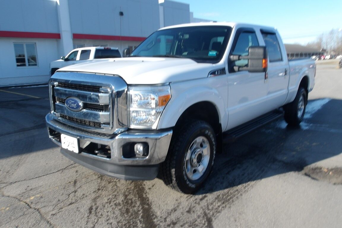 2015 Ford Super Duty F-250 SRW Houlton ME