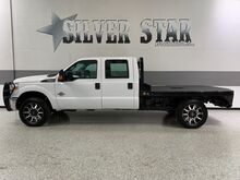 2015_Ford_Super Duty F-250 SRW_4WD CrewCab FlatBed Powerstroke_ Dallas TX
