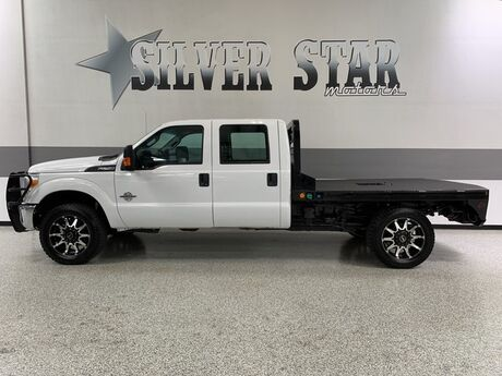 2015 Ford Super Duty F-250 SRW 4WD CrewCab FlatBed Powerstroke Dallas TX