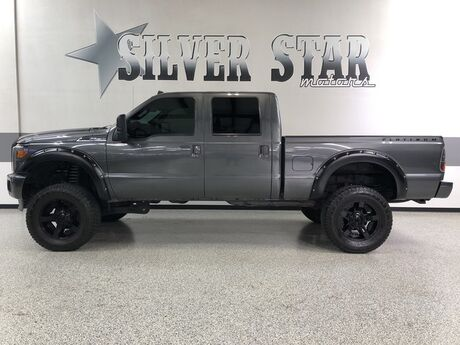 2015 Ford Super Duty F-250 SRW Lariat 4WD Pwerstroke Dallas TX