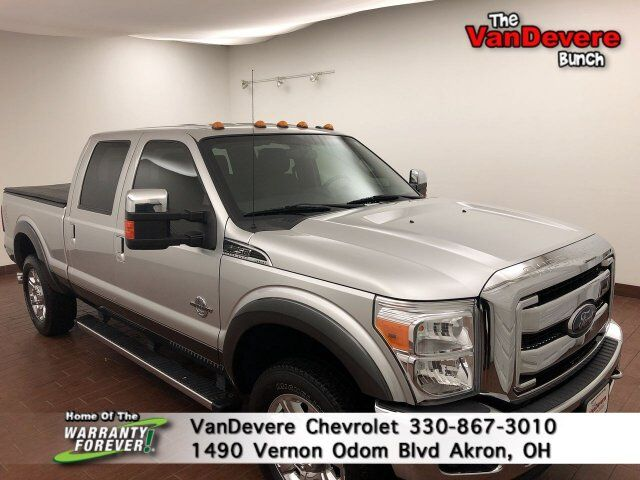 2015 Ford Super Duty F-250 SRW Lariat Akron OH