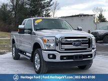 2015 Ford Super Duty F-250 SRW Lariat South Burlington VT