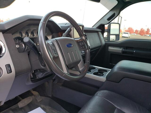 2015 Ford Super Duty F-250 SRW Lariat Spokane WA