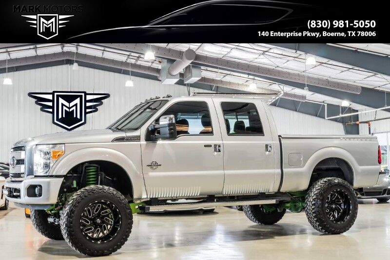 2015_Ford_Super Duty F-250 SRW_Platinum_ Boerne TX