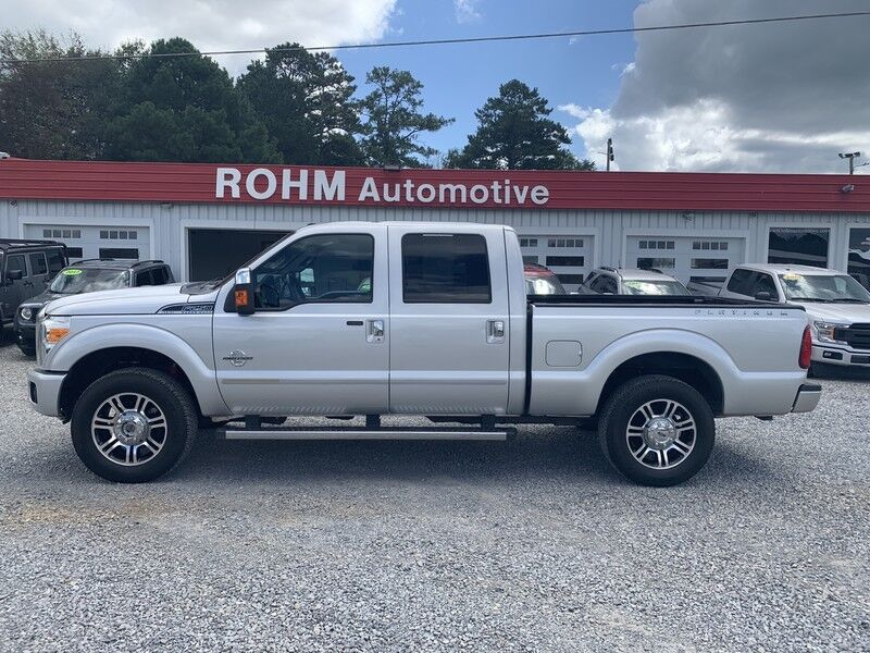 2015 Ford Super Duty F-250 SRW Platinum Cropwell AL