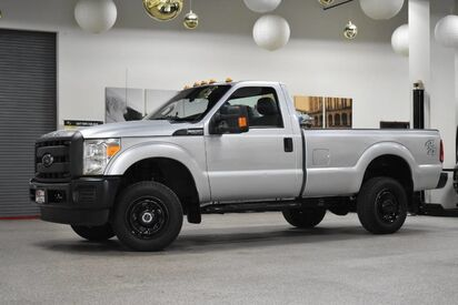 2015_Ford_Super Duty F-250 SRW_XL_ Boston MA