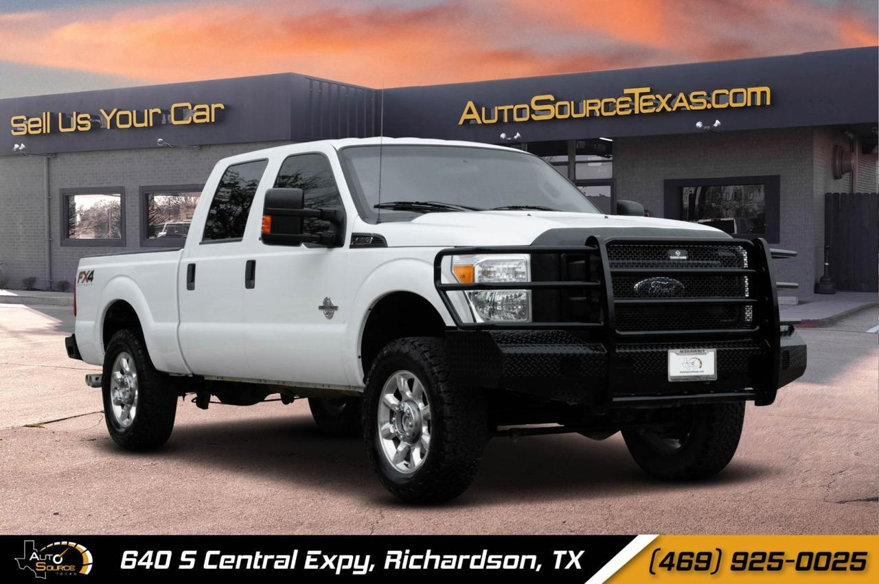 2015 Ford Super Duty F-250 SRW XL Richardson TX