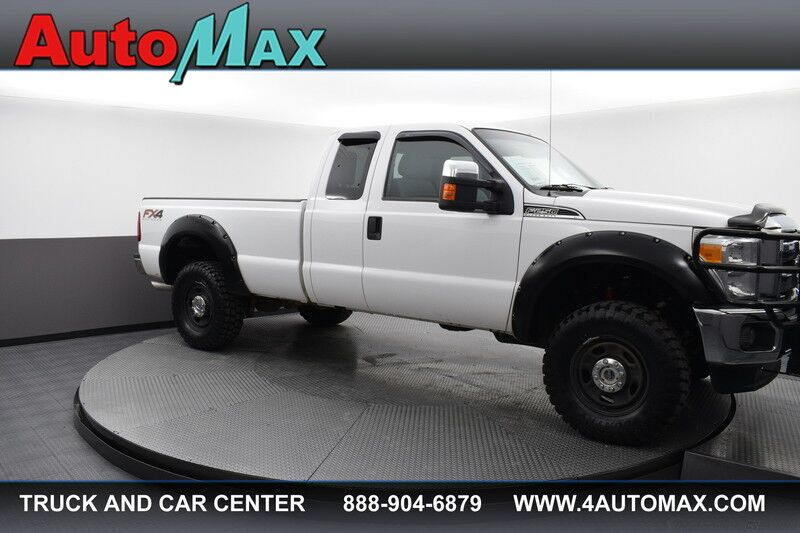 2015 Ford Super Duty F-250 SRW XLT 4WD