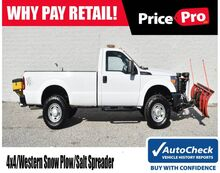 2015_Ford_Super Duty F-250 SRW_XLT 4WD Reg Cab Long Bed w/Snow Plow Package_ Maumee OH
