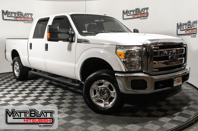 2015 Ford Super Duty F-250 SRW XLT Egg Harbor Township NJ