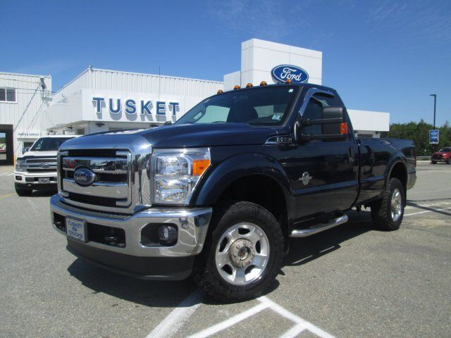 2015 Ford Super Duty F-250 SRW XLT Tusket NS