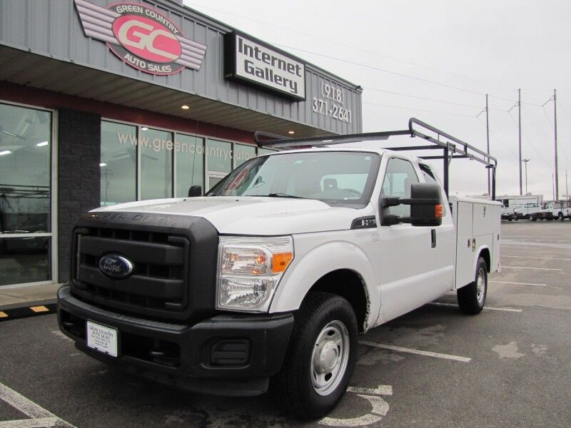 2015 Ford Super Duty F-250 Utility XL Collinsville OK
