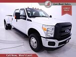 2015 Ford Super Duty F-350 DRW CREW CAB 4X4 XL DUALLY