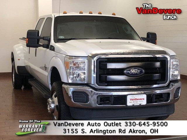 2015 Ford Super Duty F-350 DRW XL Akron OH