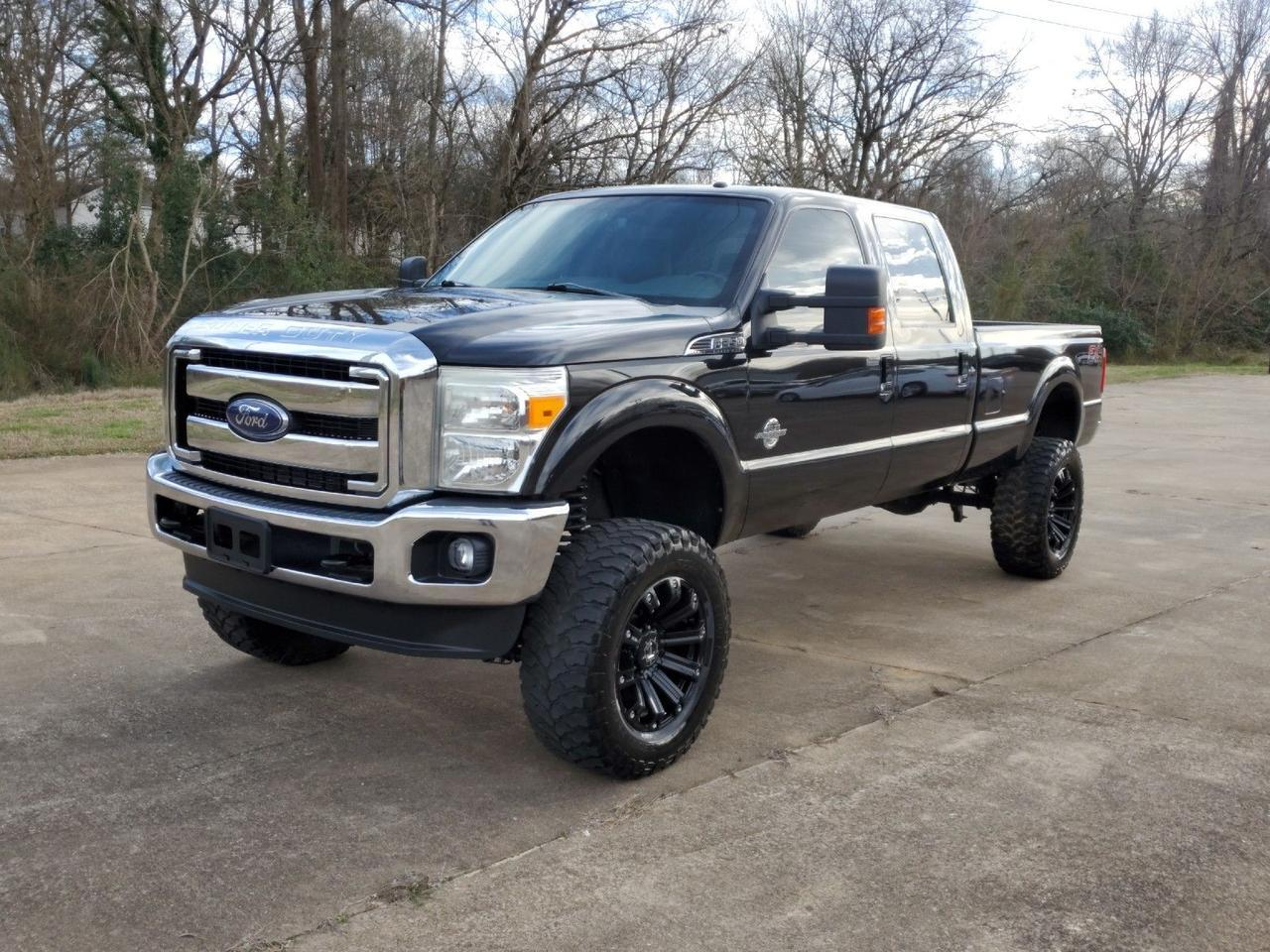 2015 Ford Super Duty F-350 Lariat FX4 Lariat FX4 Denver NC