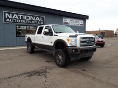 2015 Ford Super Duty F-350 SRW King Ranch - CLEAN CARPROOF, FULLY LOADED