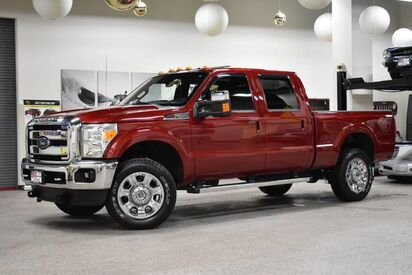 2015_Ford_Super Duty F-350 SRW_Lariat_ Boston MA