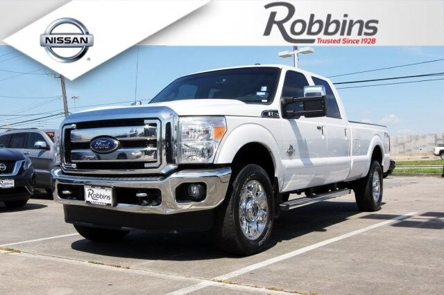 2015 Ford Super Duty F-350 SRW Lariat Houston TX