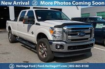 2015 Ford Super Duty F-350 SRW Lariat South Burlington VT