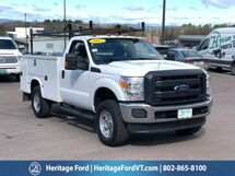 2015 Ford Super Duty F-350 SRW XL South Burlington VT