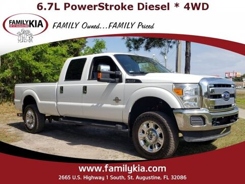 2015_Ford_Super Duty F-350 SRW_XL_ St. Augustine FL