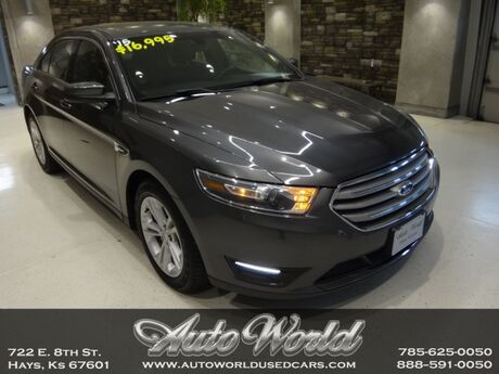 2015 Ford TAURUS SEL  Hays KS