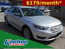 2015_Ford_Taurus_4dr Sdn Limited FWD_ Green Bay WI