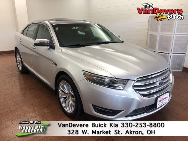 2015 Ford Taurus Limited Akron OH