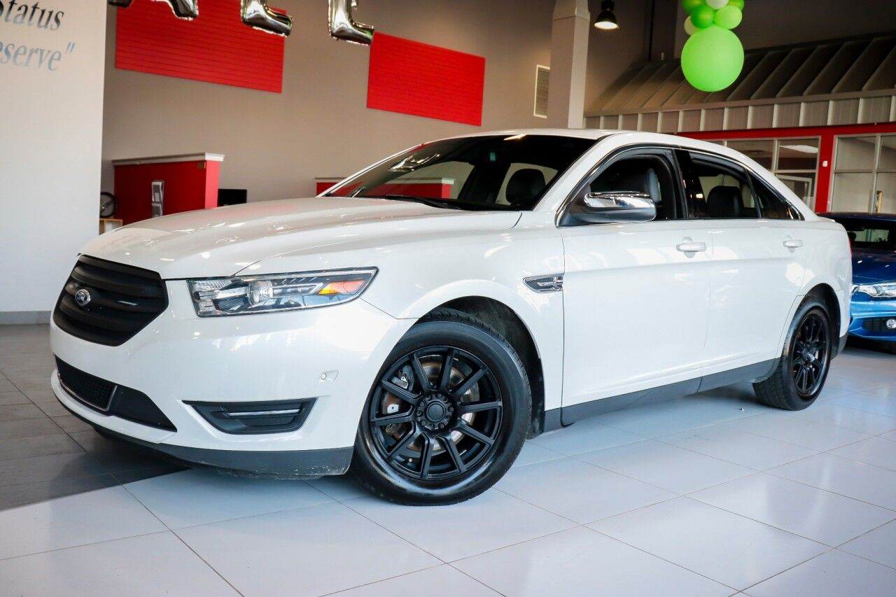 2015 Ford Taurus Limited Drivers Assist Package Navigation Sunroof Blind Spot Springfield NJ