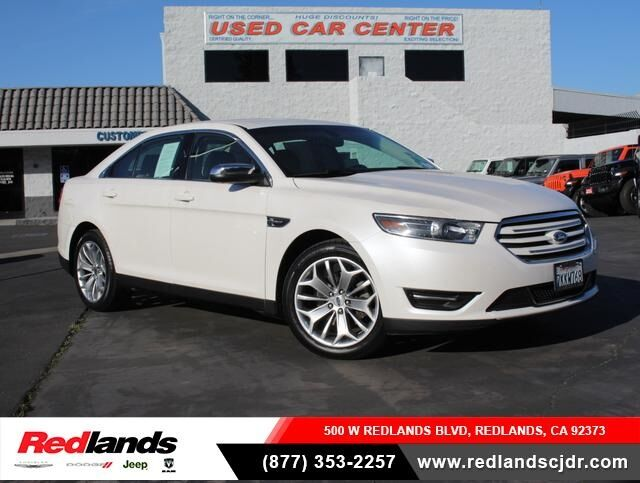 2015 Ford Taurus Limited Redlands CA