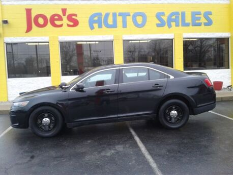2015_Ford_Taurus_Police AWD_ Indianapolis IN