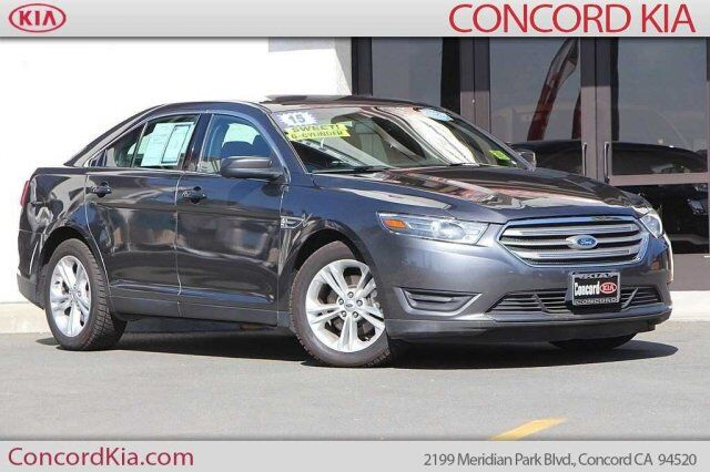 2015 Ford Taurus SEL Concord CA