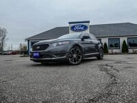 2015 Ford Taurus SHO PACKAGE- SUNROOF- LOADED- LEATHER- NAVIGATION- HEATED SEATS