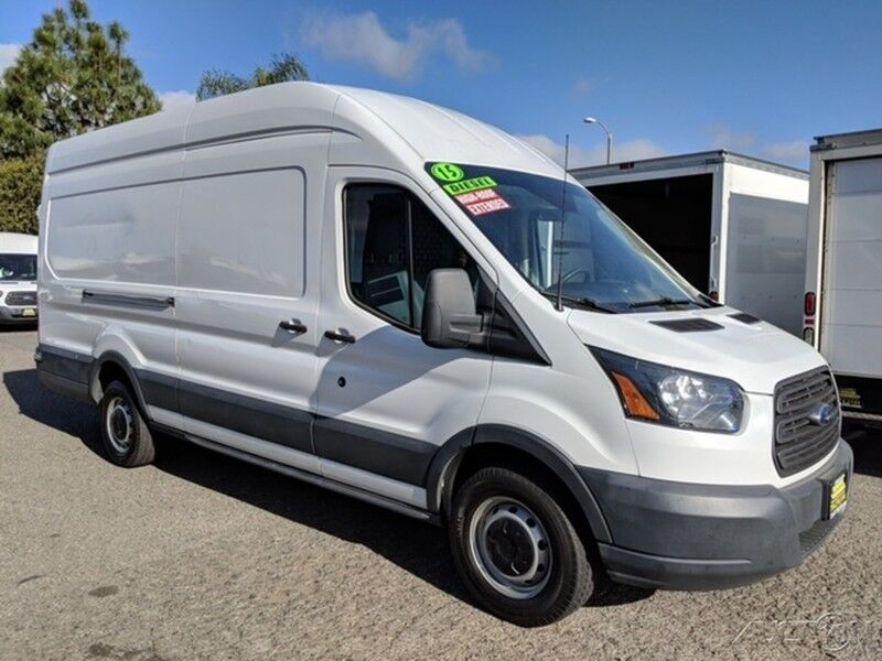 2015 Ford Transit-250 Extended High Roof Cargo Van