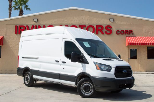 2015_Ford_Transit_250 Van High Roof w/Sliding Pass. 148-in. WB_ San Antonio TX