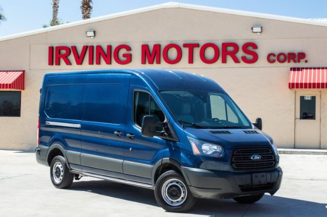 2015_Ford_Transit_250 Van Med. Roof w/Sliding Pass. 148-in. WB_ San Antonio TX