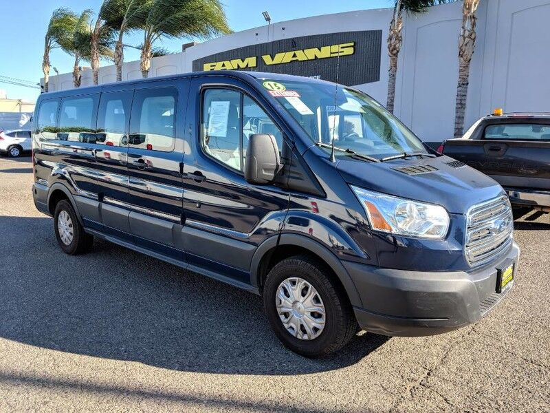 2015 Ford Transit-350 Extended Low Roof Passenger Van