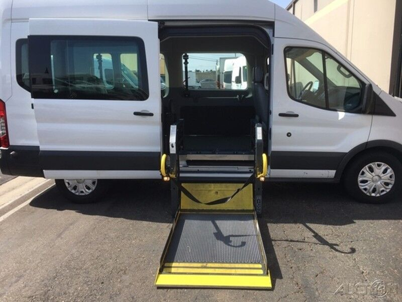 2015 Ford Transit-350 Handicap Wheelchair Access Van