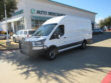 2015_Ford_Transit_350 Van High Roof w/Sliding Pass. 148-in. WB EL, DIESEL, CARGO VAN_ Plano TX