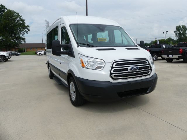 2015 Ford Transit 350 Wagon Med. Roof XLT w/Sliding Pass. 148-in. WB Cullman AL